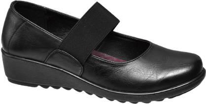 Easy Street Low Wedge Shoe
