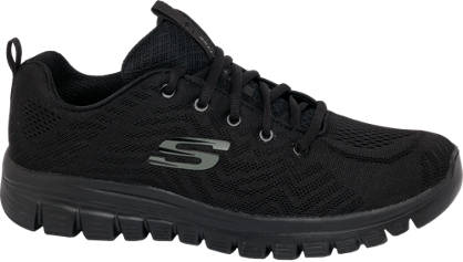 Skechers Skechers Lace-up Ladies Trainers