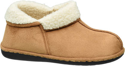Casa mia Ladies Ankle Boot Slippers