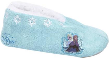 Frozen Blauwe pantoffel gevoerd
