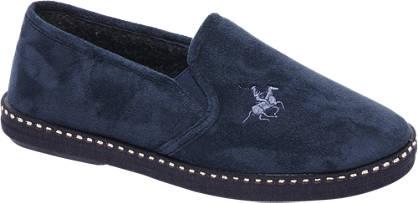 Casa mia Blauwe pantoffel