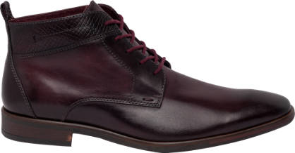 Borelli London Collection Borelli London Formal Lace-up Boots