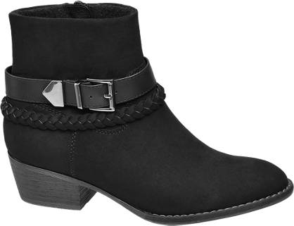 Graceland Teen Girl Western Ankle Boots