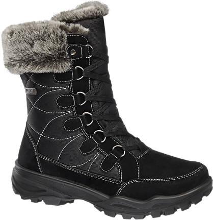 Cortina Vinter Snørestøvle