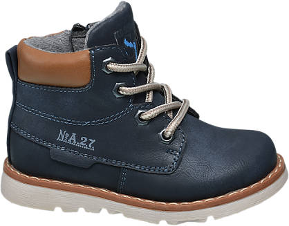 Bobbi-Shoes Toddler Boys Lace-up Ankle Boots