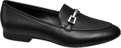 Graceland Silver Bar Loafer