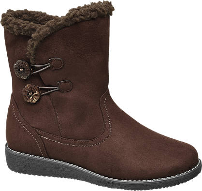 Easy Street Warm Lined Boots
