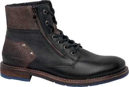 Casual Lace-up Boots