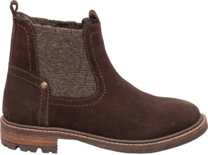 Memphis One Junior Boy Suede Chelsea Boots
