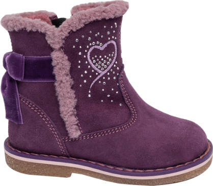 Cupcake Couture Toddler Girl Suede Ankle Boots