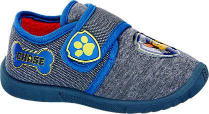 Paw Patrol Donkerblauwe pantoffel patches