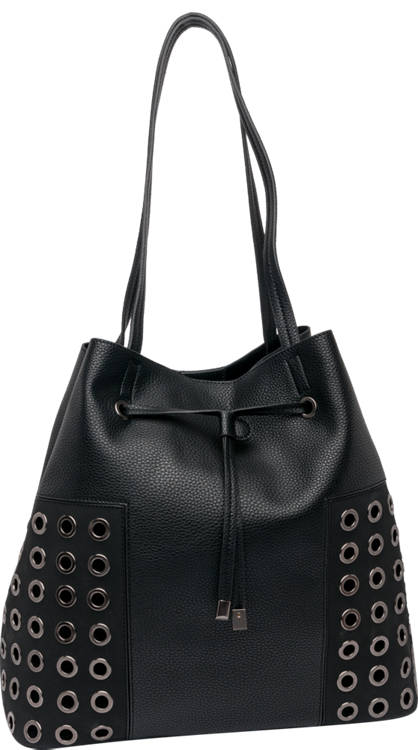 Graceland Eyelet Shoulder Bag