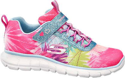 Skechers Roze sneaker glitters
