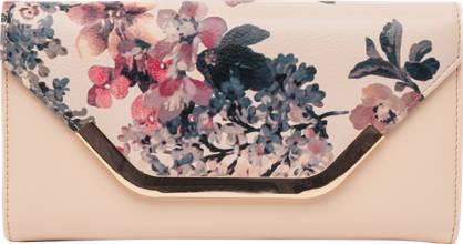 Ladies Floral Envelope Purse