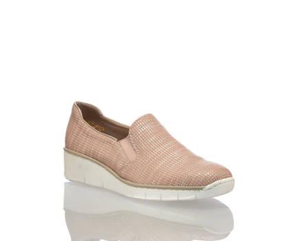 Rieker Rieker slipper donna rosa