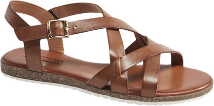 5th Avenue Lædersandal