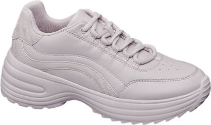 Graceland Lichtroze sneaker