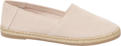 5th Avenue Roze espadrille instapper