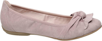 Graceland Roze ballarina strik