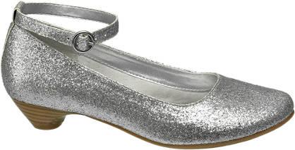 Graceland Zilveren ballerina glitters