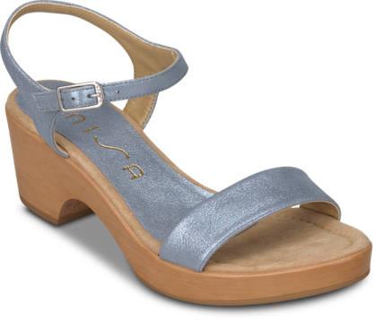 Unisa Keil-Sandalette