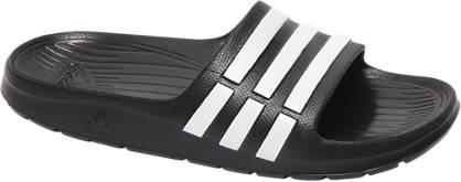Adidas Zwarte slipper