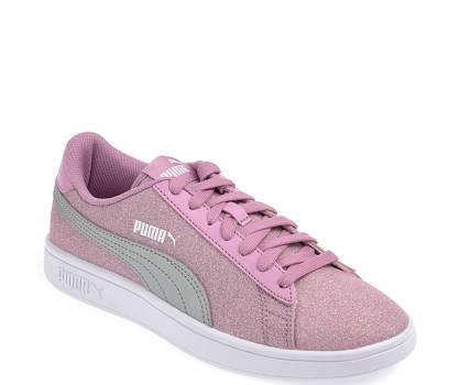 Puma Sneaker - SMASH V2 GLITZ GLAM JR.