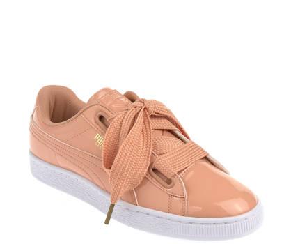 Puma Sneaker - BASKET HEART PATENT WN'S