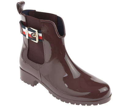 Tommy Hilfiger Gummistiefel - CORPORATE BELT RAIN BOOT