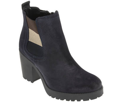 Tommy Jeans Plateau-Stiefelette - ESSENTIAL MID HEEL BOOT