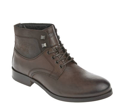 Tommy Jeans Schnürboots - CASUAL LEATHER BOOT