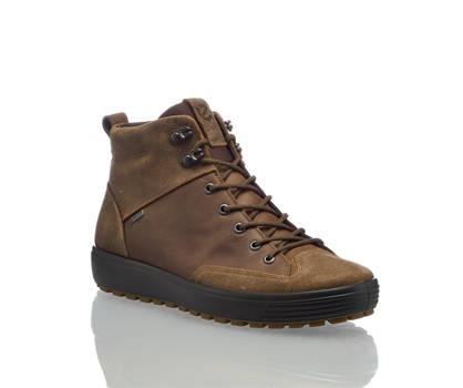 Ecco Ecco Soft 7 Tred M GoreTex boot à lacet hommes brun