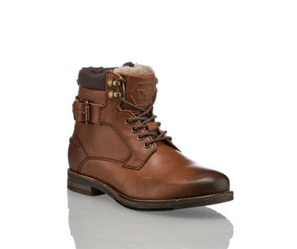 Daniel Hechter Daniel Hechter Valmont boot à lacet hommes brun