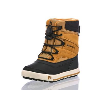 Merrell Merrell Snow Bank 2.0 chaussure pour la neige garçons cognac