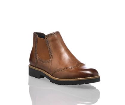 Pesaro Pesaro Isabelle Damen Chelsea Boot Cognac