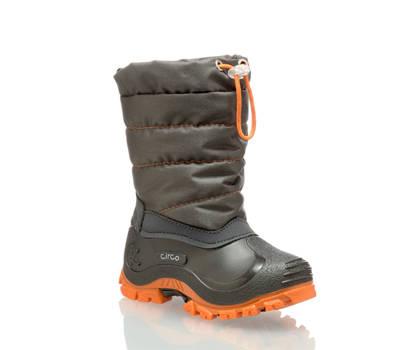 Circo Circo Sidney calzature per la neve bambino cachi
