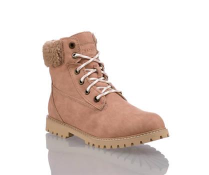 Esprit Esprit Landy boot da allacciare dona rosa