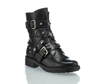 Oxmox Oxmox boot femmes noir