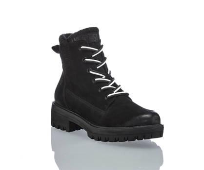 Tamaris Tamaris Covite boot à lacet femmes noir
