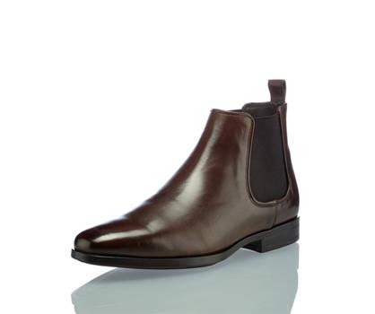 Varese Varese Herren Chelsea Boot Braun