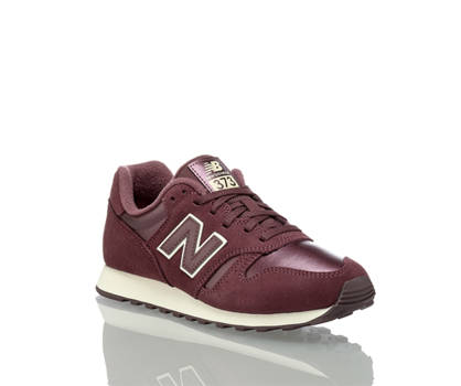 New Balance New Balance WL373PBW sneaker donna bordò