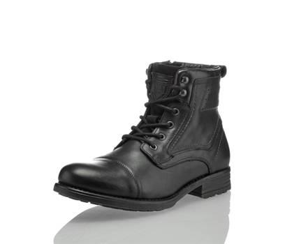 Oxmox Oxmox Magoz boot à lacet hommes noir