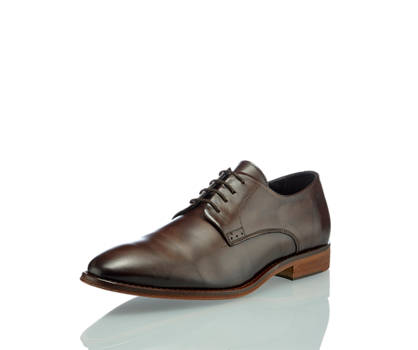 Varese Varese Alfi chaussure de business hommes brun