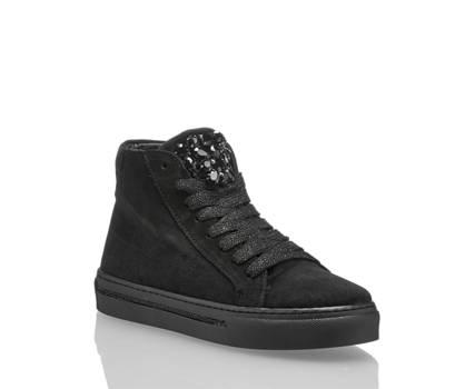 Oxmox Oxmox Ilena Damen Sneaker Schwarz