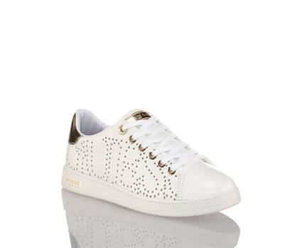 Guess Guess Carterr2 sneaker donna bianco