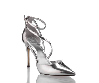 Guess Guess Britea Damen Pumps Silber
