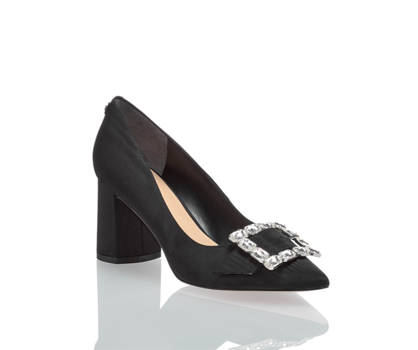 Guess Guess Denim Damen Pumps Schwarz