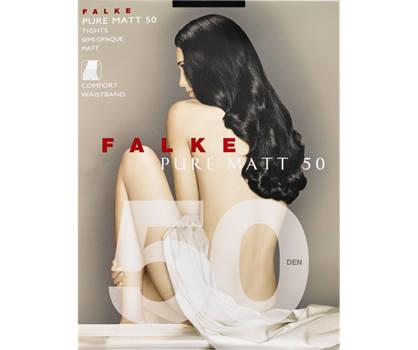 Falke Flake 1 Pair Pure Matt 50 TI chaussettes femmes S/M; M/L; XL