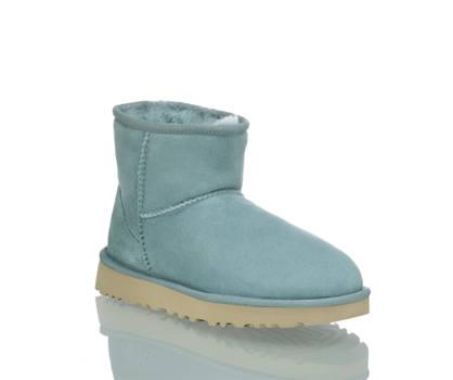Ugg UGG Classic Mini II Damen Boot Blau