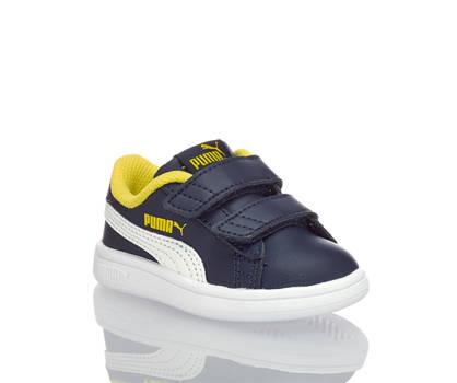 Puma Puma Smash INF sneaker garçons bleu navy